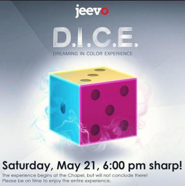 dice flyer